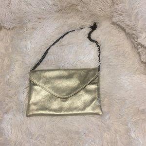 J. Crew leather Shoulder bag